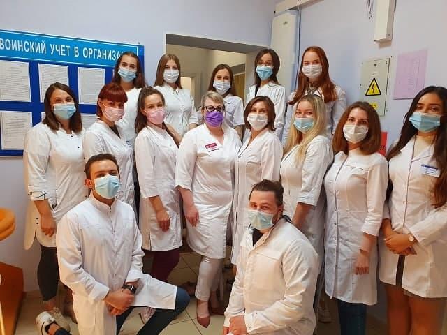 В Тамбовской области растет число обучающихся по дерматовенерологии ординаторов