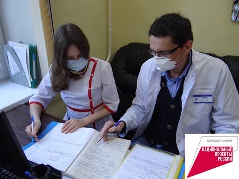 В Тамбовской психиатрической больнице молодым специалистам помогают наставники